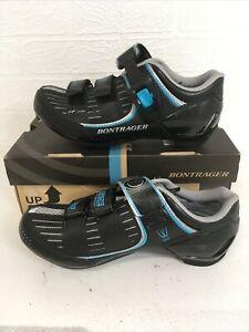 Bontrager Cycling Shoes WSD Race Carbon Road Shoes UK 3.5 Shimano SH-SH56 Cleats