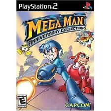 Mega Man Anniversary Collection Playstation 2 PS2 New and Sealed