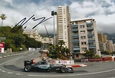 Valtteri Bottas Hand Signed 12x8 Photo - Mercedes F1 Autograph.