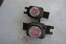 JDM Honda Stanley clear foglights fog lights lense eg6 eg9 cl1 bb4 civic prelude