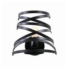 STUDIO ITALIA DESIGN - CURL MY LIGHT, lampada da parete, nero