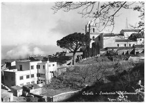 Cefalù (Palermo). Santuario Bibilmanna.