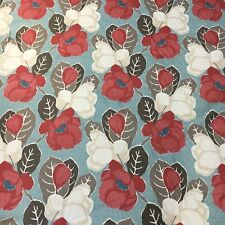 """ROMO fabric curtain material fabric upholstery """"marielle""""lovely piece 4.3m Linen"""