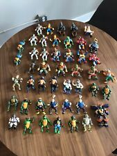 Huge lot of Vintage 1988 TMNT Teenage Mutant Ninja Turtles Figures