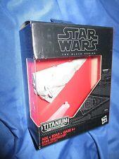 Star Wars Black Series Star Destroyer Titanium Die-Cast Ship #24 Hasbro
