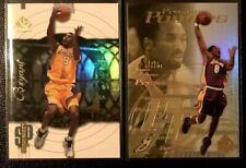 2000-01 SP Authentic Premier Powers #P3, Supremacy S5 Hologram Kobe Bryant