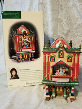 Dept 56 North Pole Series Building 'Marie's Doll Museum' - Vintage