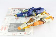Transformers Animated Safeguard - Jetfire + Jetstorm Combiner Complete