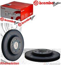 BREMBO Bremsensatz HA für PEUGEOT 106 II,206 CC SW,306 Break Cabriolet