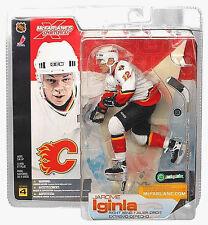 McFarlane Sports Jarome Iginla NHL Hockey Series 4 Action Figure New 2003