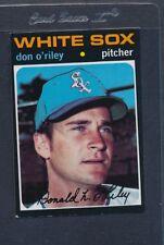 1971 Topps #679 Don O'Riley White Sox VG/EX *1500