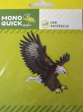 "Transfer, Patch, Applikation, Aufbügler, Aufnäher ""Adler"" Mono Quick"