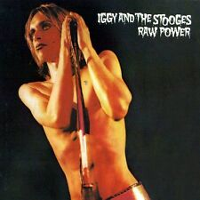 Iggy and the Stooges - Raw Power - New Double 180g Vinyl LP