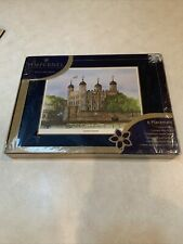 Pimpernel London Scenes Six Place Mats Made in England Brand New Sealed