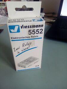 Viessmann Blinkrelais 5552 unbenutzt in OVP