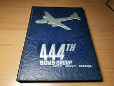 1947-48 444th Bomb Group Very Heavy Special Bombardment Group Army Air Forces