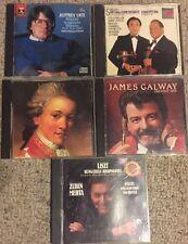 5 CD Lot. AMAZING MUSIC!! Franz Liszt: Hungarian Rhapsodies For Orchestra