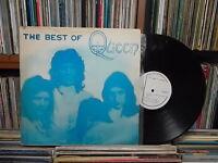 QUEEN - The Best Of Queen KOREA LP Blue Sleeve
