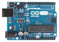 UNO R3 ATmega328P ATmega16U2 Board with USB Cable and wires; Arduino compatible