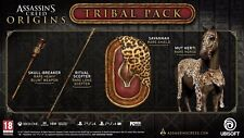 PLAYSTATION4  ASSASSINS CREED ORIGINS , Tribal Pack  DLC  4 RARE ITEMS FOR BAYEK