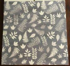12x12 Leaves Design Scrapbooking Paper