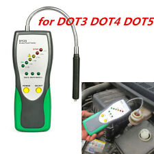 DY23 Automotive Brake Fluid Tester Oil Inspection Goose Neck Detector Alarm