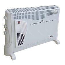 Chauffage Radiateur Convecteur 220V/2000W + TURBO - WARM TECH - TC2104TV