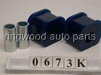 Superpro HOLDEN Barina SUZUKI  Swift Rear Control Arm Inner Bush Kit SPF0673K