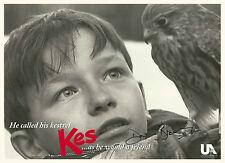 KES David Bradley Signed Autograph Film Movie Poster A2 Large Size