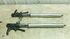 08 Kawasaki ZG 1400 ZG1400 B Concours front forks fork tubes shocks right left