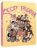 Scott Pilgrim Vs The World (Steelbook) (Blu-Ray) UNIVERSAL PICTURES