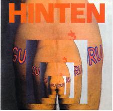 Krautrock CD Guru Guru Hinten