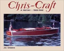 Chris-Craft: A History 1922-1942-ExLibrary