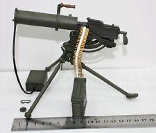"12"" Figure Doll 1/6 Weapon Model WWI Maschinengewehr Gun Figure Toys"