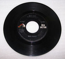 Elvis Presley 45 RPM Record 47-8740  Blue River  Tell Me Why