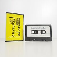 Barenaked Ladies Self Titled Yellow Tape Version 1991 RARE HTF Cassette Music
