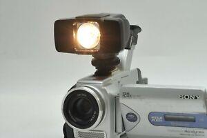 Sony DC Video Light Handycam IR Light for Camcorders