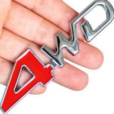 4wd Car Badge Metal Sticker Decal For Suzuki Jimny Vitara Ignis Sx4 Swift