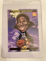 1999 Sports Illustrated for kids Halloween Kobe Bryant As Dracula Card 842 Rare