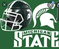 """Scentsy  🏈 Warmer """"MICHIGAN STATE FOOTBALL HELMET"""" Full Size - SOLDOUT!"""