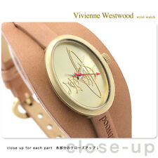 new VIVIENNE WESTWOOD  watch VV056GDBR  SALE NOW ON <