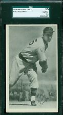 1936 National Chicle R313 Card - Bill Swift - Pittsburgh Pirates - SGC 55