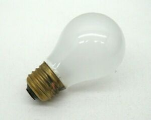 Vintage Sylvania 15A15 Incandescent 15-Watt 12-Volt A15 Lamp Light Bulb 15W 12V