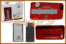 iPHONE 5 5S SE CELL PHONE CASE HONDA OFFICIAL VTEC TYPE R B-SERIES VALVE COVER