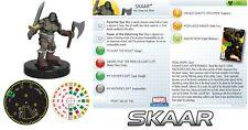 SKAAR #015 #15 The Incredible Hulk HeroClix