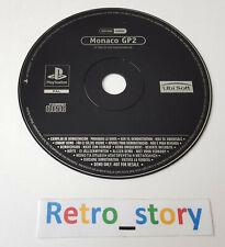 Sony Playstation PS1 - Monaco GP2 - Demo - PAL
