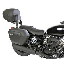 Hyosung GV125 S Aquila Top Case 34 Litre Black+Accessories