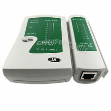 USB UTP LAN PC Network/Phone Cable Tester Test Tool  RJ11 RJ12 RJ45 Cat5 Cat6