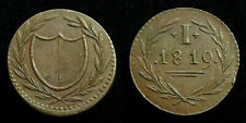 Netherlands / Utrecht - Bleyensteinse Duit 1819