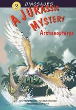 A Jurassic Mystery: Archaeopteryx Pull out Timline of the Dinosaurs World Poster